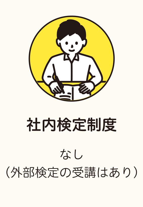 社内検定制度